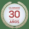Logo30años_Mesa de trabajo 1